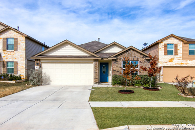 Boerne Single Family Home Active Option: 172 Jolie Circle