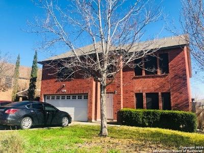 Converse Single Family Home Active Option: 7506 Gander Park