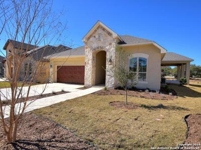 Boerne Single Family Home New: 130 Gaucho