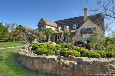 Boerne Single Family Home For Sale: 167 Estancia Lane