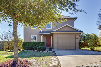 Converse Single Family Home New: 6906 Lunar Way