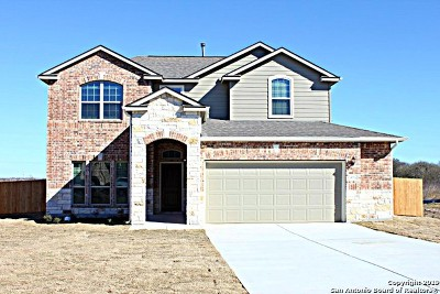 Schertz Single Family Home Price Change: 4912 Arrow Ridge