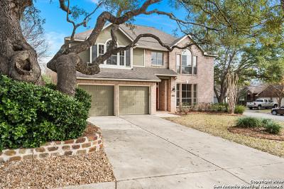 San Antonio Single Family Home Active Option: 9402 Pine Arbor