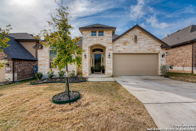 Boerne Single Family Home New: 27115 Brook Bnd