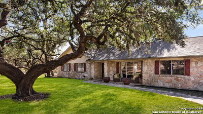 Boerne Single Family Home New: 103 Rusty Ln