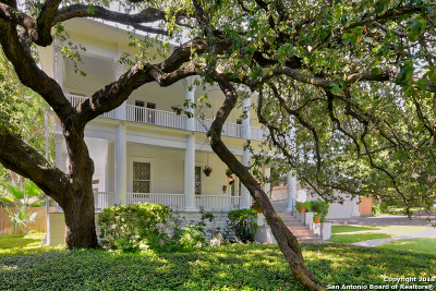 Alamo Heights Single Family Home Back on Market: 314 Joliet Ave