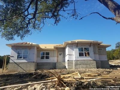 Canyon Lake Single Family Home For Sale: 143 Ashley