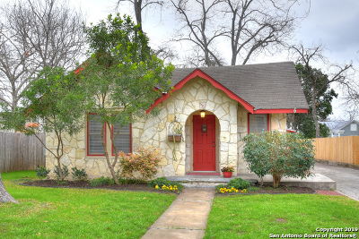 New Braunfels Single Family Home For Sale: 531 S Sycamore Ave