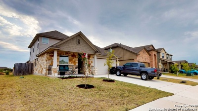 Guadalupe County Single Family Home New: 2258 Falcon Way