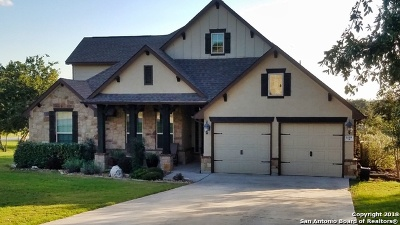 New Braunfels Single Family Home Active Option: 1119 Glen Wood Dr