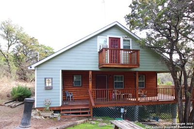 Pipe Creek Multi Family Home For Sale: 147 &149 Choctaw Trail