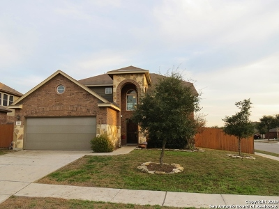 Cibolo Single Family Home For Sale: 101 Fritz Way