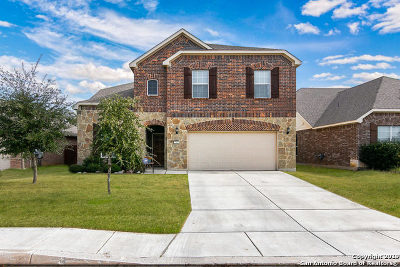 Boerne Single Family Home New: 27410 Valle Verde