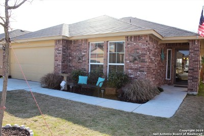 Guadalupe County Single Family Home New: 1549 Gateshead Dr