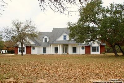 Medina County Single Family Home For Sale: 137 County Road 7866