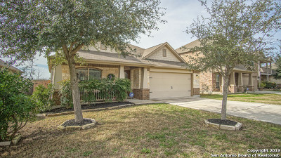 New Braunfels Single Family Home Active Option: 341 Posey Pass