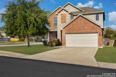 Bexar County Single Family Home For Sale: 13827 Tramonto Hill
