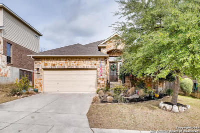 Cibolo Canyons Single Family Home Active Option: 3311 Valley Creek