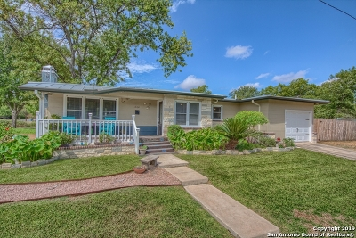 New Braunfels Single Family Home New: 1384 Unicorn Ave