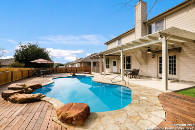 Cibolo Single Family Home For Sale: 125 Phantom Creek