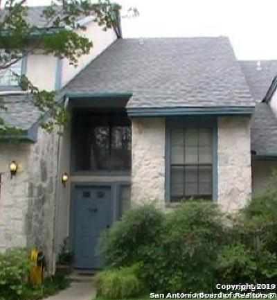 San Antonio Single Family Home For Sale: 13014 Trent St