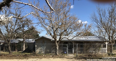 Bandera County Single Family Home For Sale: 844 Highway 173