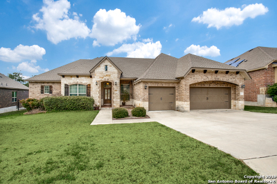 Helotes Single Family Home Active Option: 10411 Springcroft Ct