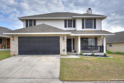 Converse Single Family Home New: 10122 Margarita Hill