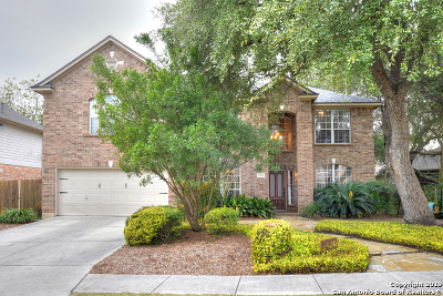 Schertz Single Family Home New: 4509 Grand Forest Dr