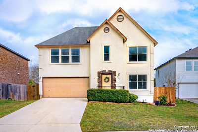 Schertz Single Family Home New: 3212 Emerson Pass