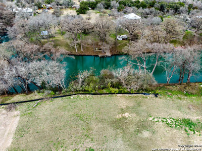 New Braunfels Residential Lots & Land New: 1350 River Place Dr
