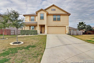 New Braunfels Single Family Home New: 2448 Ibis Ave