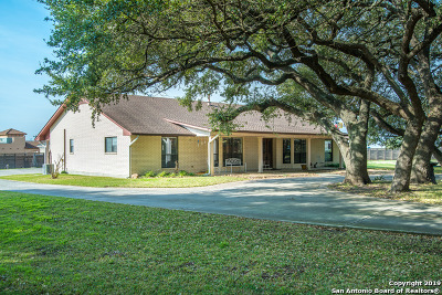 Seguin Single Family Home New: 115 Country Ln