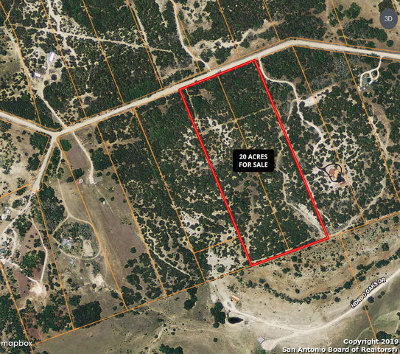 Residential Lots & Land Active Option: Lot 6, 7 Hondo Oaks Dr