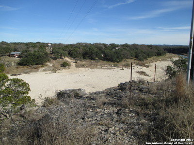 Bandera Residential Lots & Land For Sale: Lot 414 Palomino Spgs