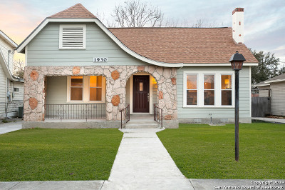 Single Family Home Active Option: 1930 W Mulberry Ave
