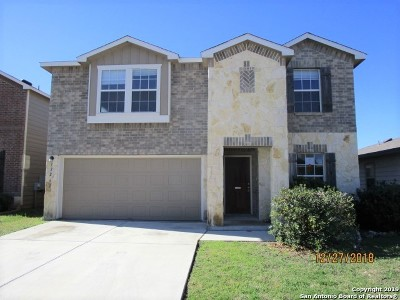 San Antonio Single Family Home Active Option: 13263 Cipresso Palco