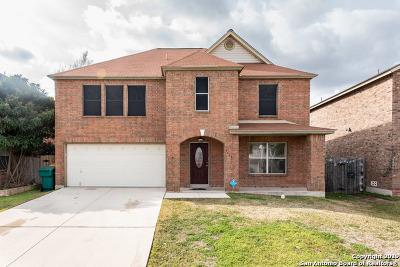 Converse Single Family Home New: 7615 Gander Park