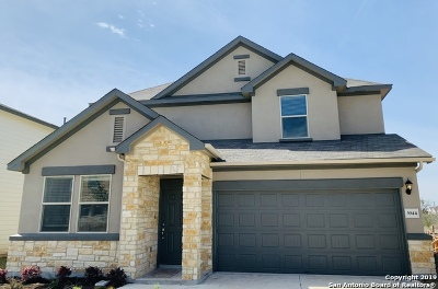 Guadalupe County Single Family Home New: 3944 Legend Rock