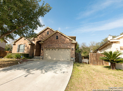 Schertz Single Family Home Active Option: 2505 Pillory Pointe