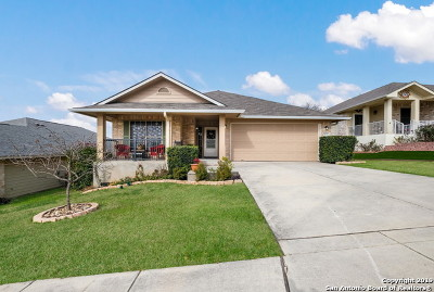 Converse Single Family Home New: 8231 Pioneer Oak