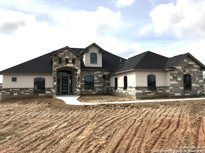 Floresville TX Single Family Home New: $535,995