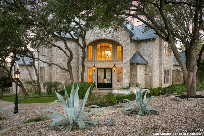 San Antonio Single Family Home For Sale: 5 Whitechurch Ln