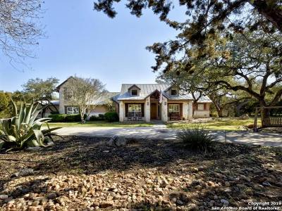 San Antonio Single Family Home New: 4037 Fossil Creek