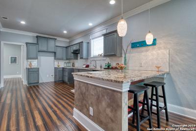 Single Family Home New: 208 Logan