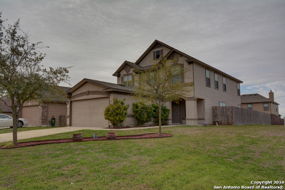 Schertz Single Family Home Active Option: 5700 Ping Way