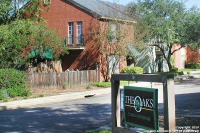 Condo/Townhouse Back on Market: 2300 Nacogdoches Rd #136J