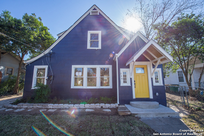 Single Family Home New: 306 Dilworth St