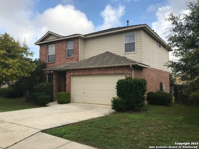 Bexar County Single Family Home New: 12207 Painted Daisy