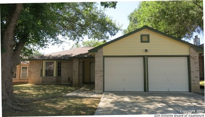 Live Oak Single Family Home New: 11203 Forest Crown